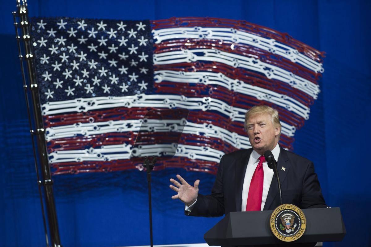 Donald Trump Trade Policy Speech